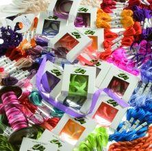 Soie de Paris silk embroidery floss