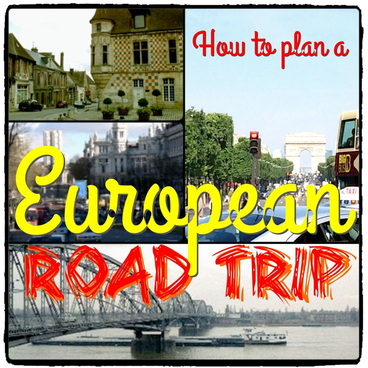 Looking to go on a road trip? Check out this Everyday Travel Stories article! http://everydaystories.net/planning-european-road-trip/ Road-Trip-Collage_text.jpg 2,800×2,800 pixels