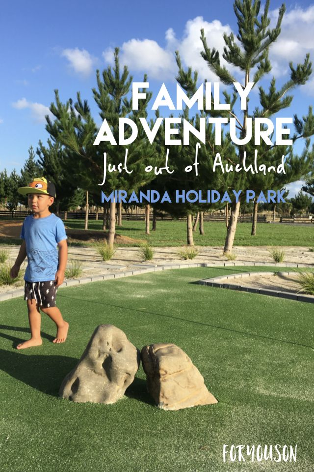 Who would of thought you'd find this much fun for the family just outside of Auckland, New Zealand. Check out the review on the link.