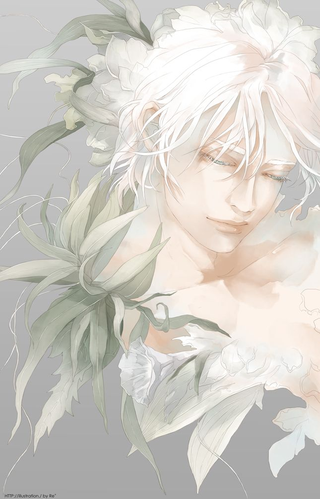 眠りにつく前に- Anime / Manga Illustration