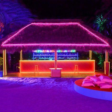 Tropical Garden Vibe - Incredible Works of Art From Art Basel Miami - Photos