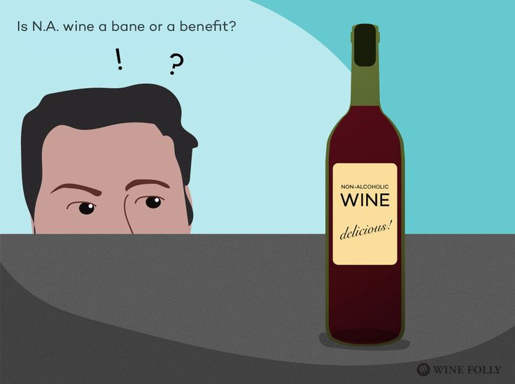 Non Alcoholic Wine Pros and Cons