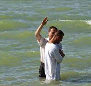 reggeli dicséret: Keresztség