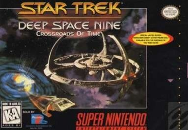 Star Trek Deep Space Nine Super Nintendo used video game cart for sale. Original classic 16-Bit Super Nintendo Entertainment System game from 1985, Collectible condition, 120 day warranty, low prices, Buy Online.