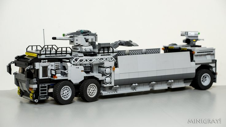 Super heavy truck | Super heavy truck | MiniGray! | Flickr