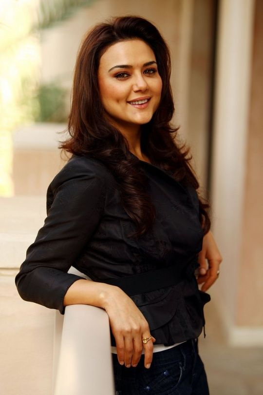Character: Doeri  Inspiration Actress: Preity Zinta