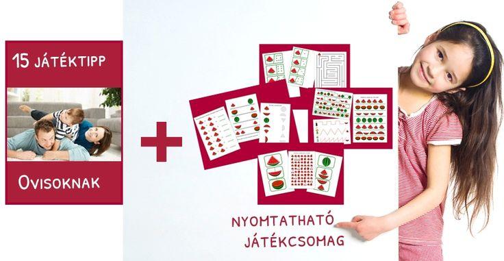 Nyomtatható, játékos feladatlapok gyerekeknek az ősz témakörben.