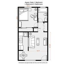 Found On Bing From Www Pinterest Com Studio Apartment Floor Plans Small Apartment Plans Bedroom Floor Plans