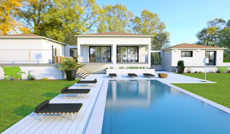 Reproduce images like this is not hard, go to My Sketcher and  innovate your exterior renderings