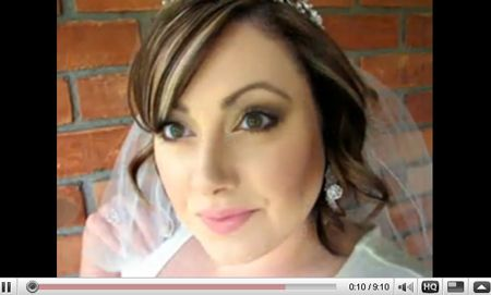 mac - DIY Bridal Makeup Video