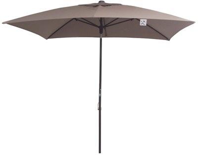Rectangular Patio Umbrella with Tilt & Crank Feature $99.95