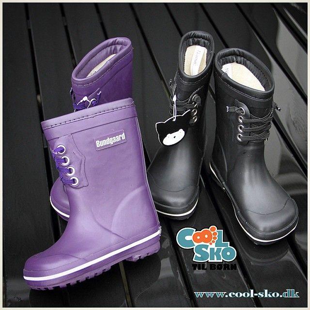 www.coolsko.dk - gummistøvler m/uldfoer fra Bundgaard