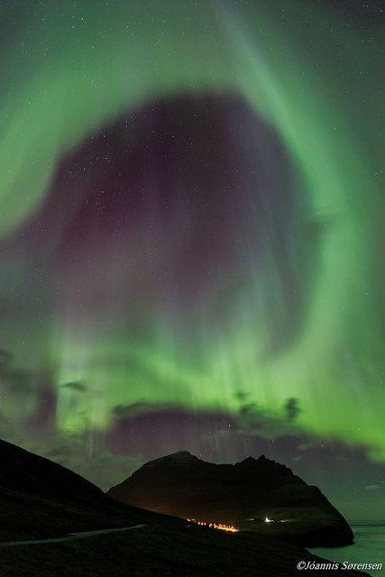 Faroe Islands Northern Lights Time Of Year