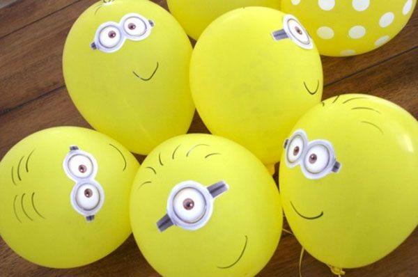 Ideias para Festa Minions e Minions Super Herois
