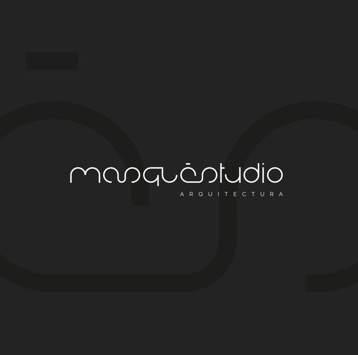 Architecture Logo http://masquestudio.es/