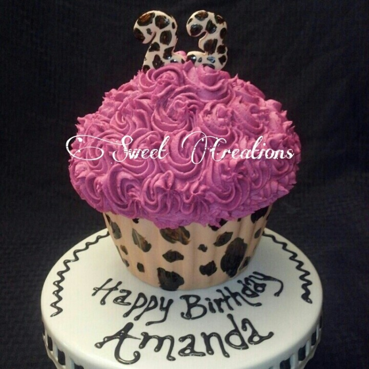 Giant Birthday Cakes Images