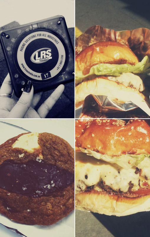 burger theory, food truck, food van, east end, September 6 2011 - by Dbites