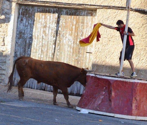 Santacara: Pablo Morán Ibiricu - Vacas Arriazu - Santacara