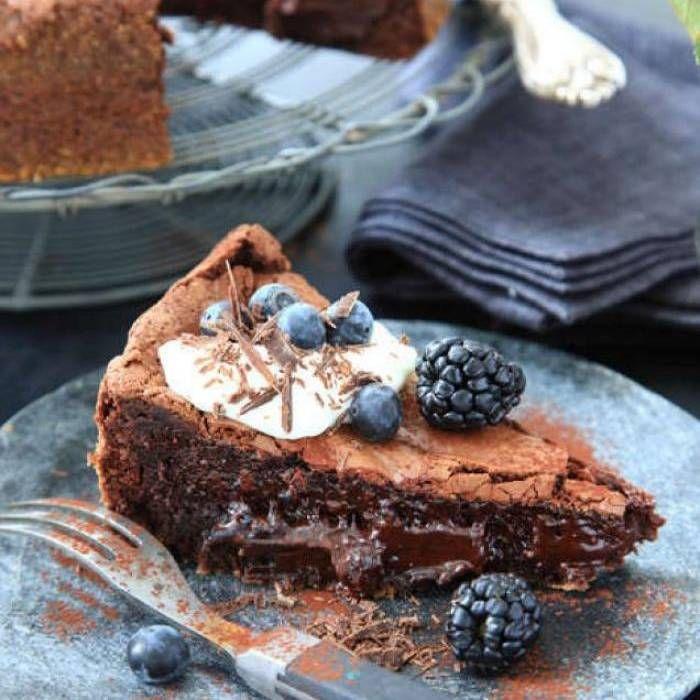 Chokladkaka – enkelt recept