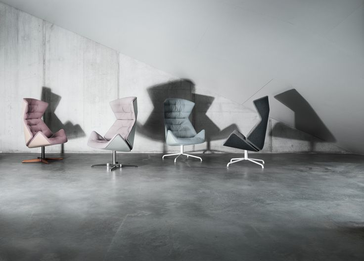 Clerkenwell Design Week celebrates its 6th year as UK's leading independent design festival. A new exhibitor this year is German furniture company @ThonetGmbH, who are debuting their 808 lounge chair by Formstelle in the UK.