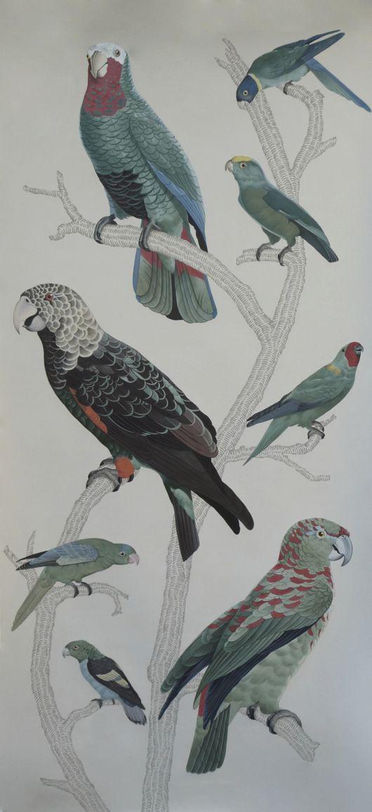 1000 id es sur le th me papier peint imitation bois sur pinterest couleur de chambre papiers for Peintre decorateur