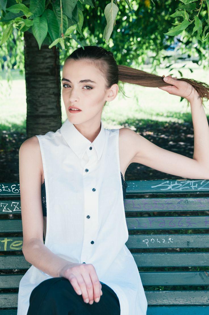 Betty - Ice Models Make-up: Martina Raimondi