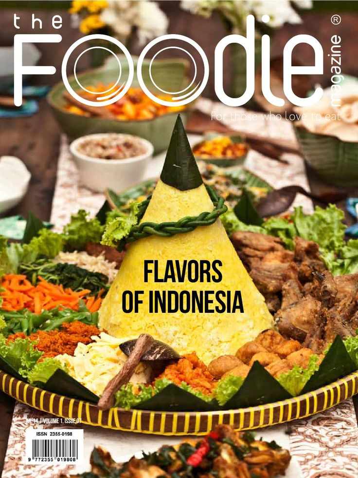 THE FOODIE MAGAZINE July 2014