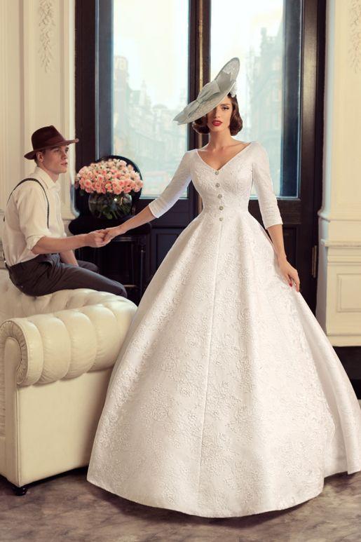 Tatiana robe de mariée 39 bmodish