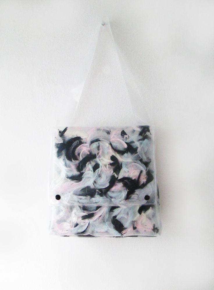 feathers bag KOPI