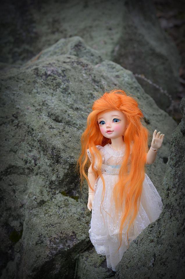 новые фото Джуилии (Доллитс), очень много фото разного плана и постановок / Другие BJD, шарнирные куклы БЖД / Бэйбики. Куклы фото. Одежда для кукол
