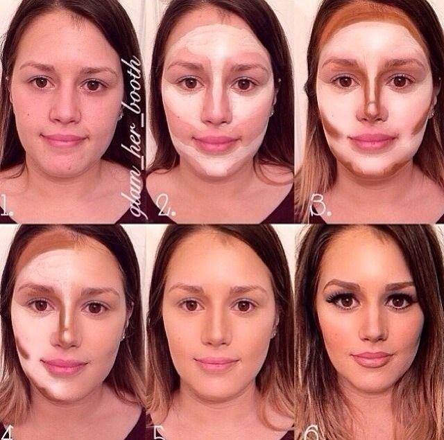 Fotos de moda | Como lograr un maquillaje de rostro  perfecto |