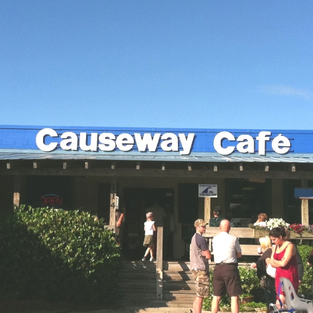 Causeway Cafe Wrightsville Beach Hours