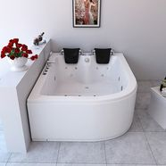 Komplett Set Whirlpool Ancona Xl Links B T H In Cm 180 120 65 Whirlpool Haushalt Armaturen