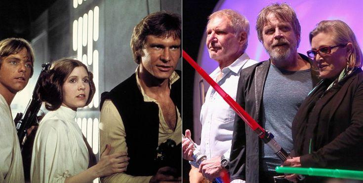 Star Wars, Il Risveglio della Forza: vecchi e nuovi eroi
