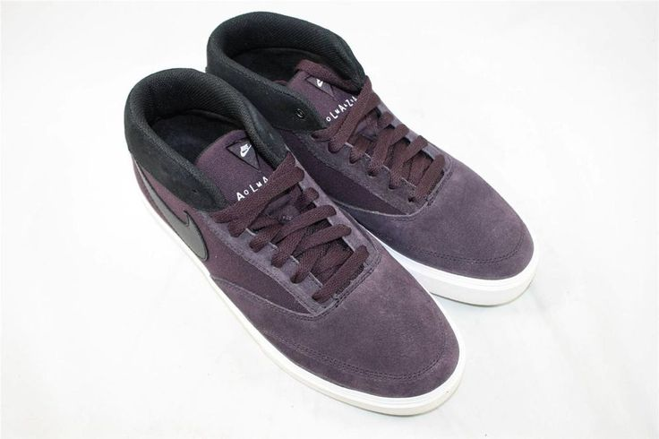 Brand New Nike Omar Salazar LR Size 9.5 Port Wine Black 472660 601 #Nike #AthleticSneakers