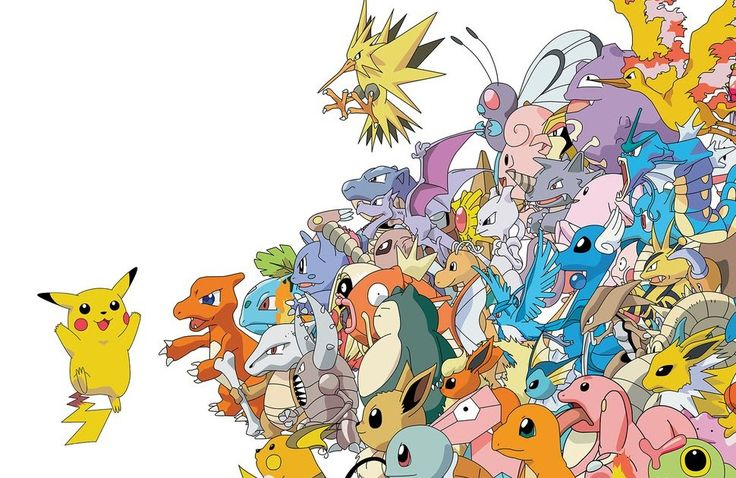 """The next major entry in the """"Pokémon"""" game series is heading to Nintendo's Swit…"""