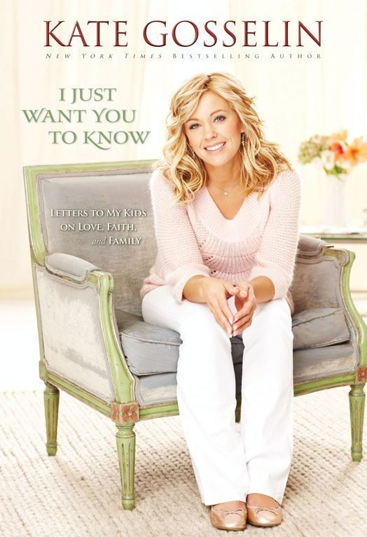 The 9.8 million viewers of TLC's Jon and Kate Plus Eight recognize Kate Gosselin as the practical mom of eight who has come into their homes for over 100 episodes of her family's hit reality show. In this I Just Want You to Know Ebook, Kate reveals a grateful and faith-filled mother who only wants the best for her children and is willing to sacrifice to make that happen.  The story covers the three years her family lived in their Elizabethtown home, a period Kate considers one of the…