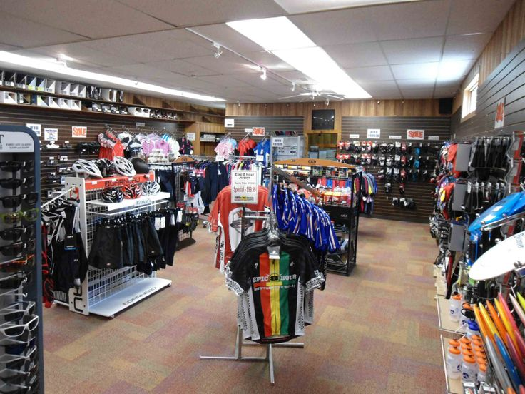 Come check out our retail store! Stylish apparel, top-of-the-line xc ski and bike equipment, and competitive pricing! Only at Hardwood Ski and Bike!