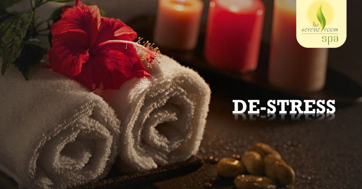 Melt away the stress. Call The Serene Room Spa and book your appointment with our expert therapists.