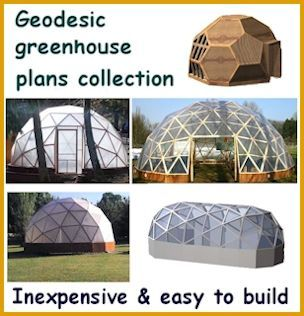 17 best images about geodesic on pinterest geodesic dome for Geodesic greenhouse plans free