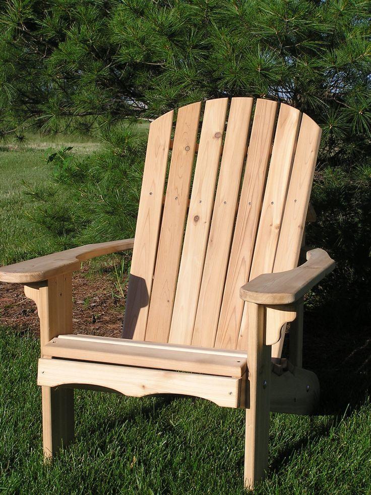Adirondack Chair Kit by loujen on Etsy, $115.00