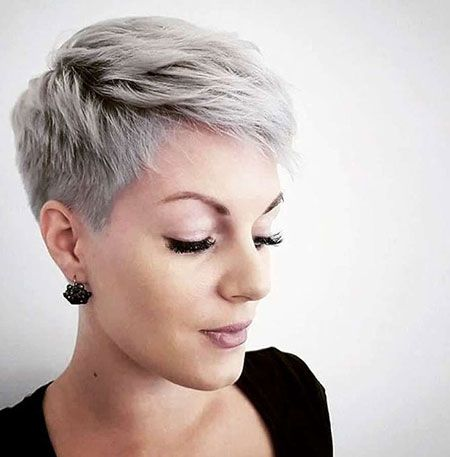 38 Trendy Short Hairstyles 2018