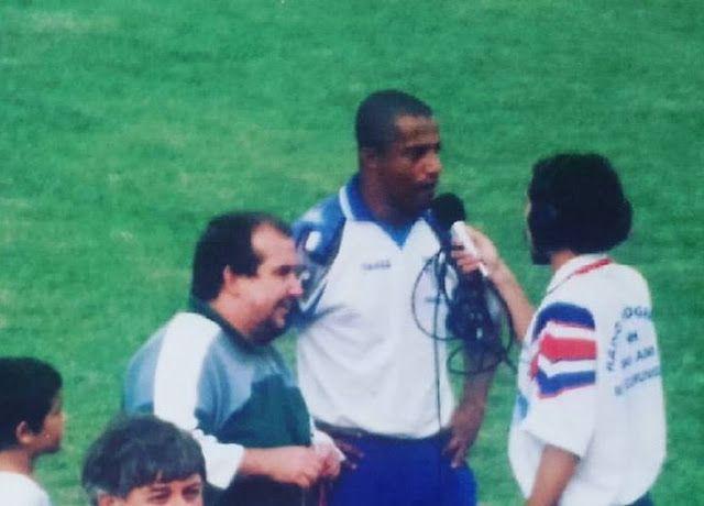ONZE!FUTEBOL : O futebol, a vida e o jornalismo esportivo! Minha ...