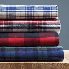 wholeHome®/MD 'Jasper' Flannel Sheet Set #sheet