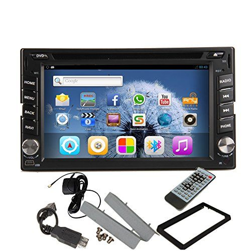 Special Offers - Pupug Android 4.2 Car Radio GPS Navigation Double Din In Dash Stereo Video Vehicle DVD Player PC Android Phone Screen Mirroring - In stock & Free Shipping. You can save more money! Check It (April 15 2016 at 03:06PM) >> http://caraudiosysusa.net/pupug-android-4-2-car-radio-gps-navigation-double-din-in-dash-stereo-video-vehicle-dvd-player-pc-android-phone-screen-mirroring/