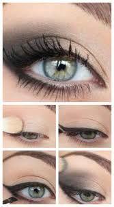 Risultati immagini per trucco occhi marrone e beige