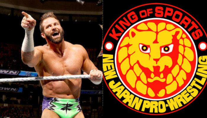 Zack Ryder Dating Impact Wrestling Star, New Japan Show On AXS Scheduled For An Update