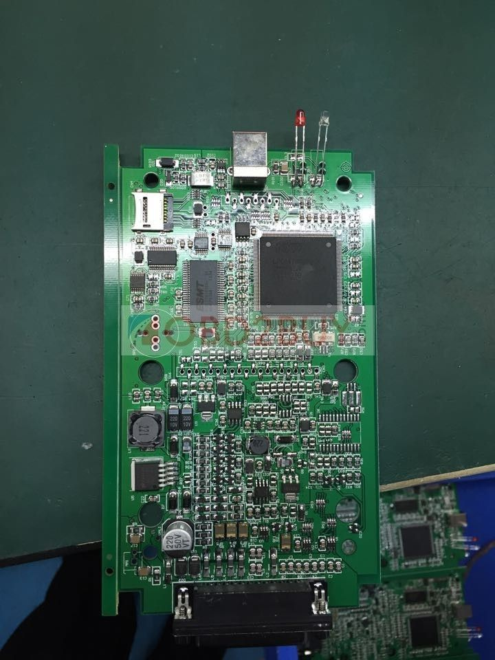 PCB BOARD OF KESS V2 OBD2 Manager 2014 V2.07 Latest Tuning Kit No Token Limitation www.OBD2Buy.com