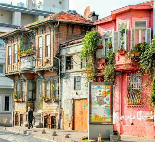 Kadırga-Fatih/İSTANBUL - Station street