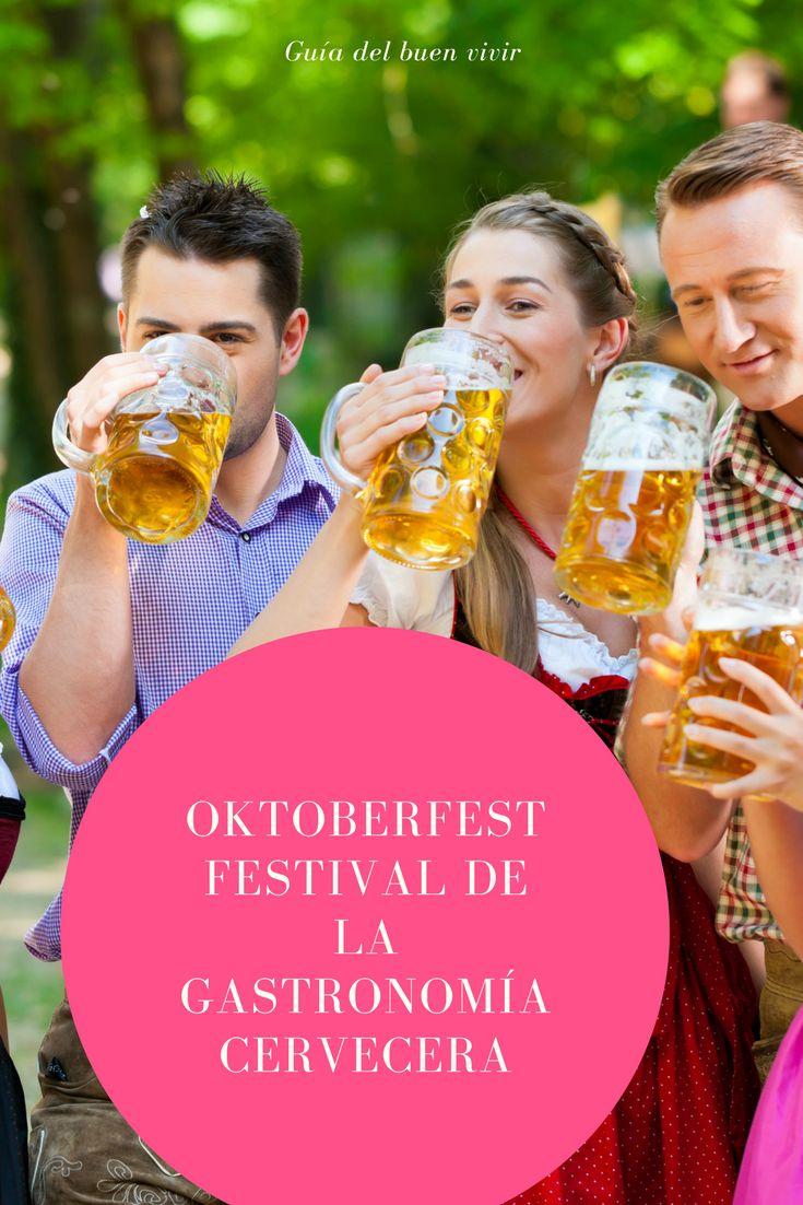¿Conoces el festival que esta llegando a todos los países? #festivales #cerveza #gastronomia #viajes #alemania #oktoberfest #alemana #fiesta #tradicción #viajar #europa